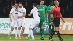 Групата на Славия срещу Берое, Кабов може да дебютира