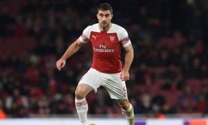 Наполи потвърди за желанието си да привлече защитник на Арсенал