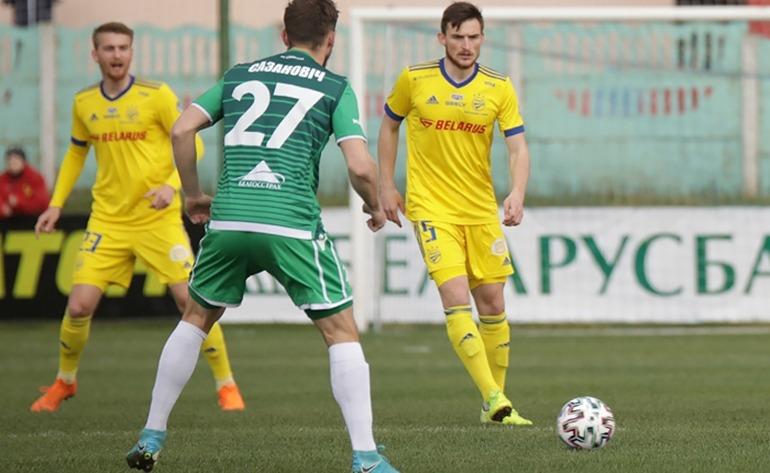 WinBet предлага четири мача от Висшата лига на Беларус в неделя 1