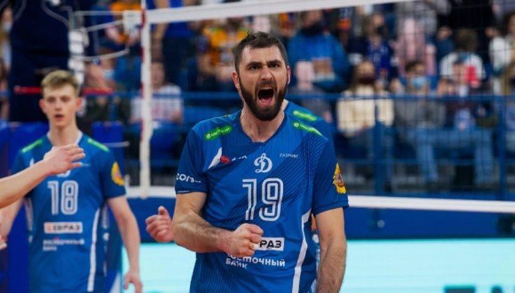 Соколов отново блести за Динамо Москва 1