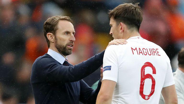 От последните минути - Саутгейт извади Магуайър от състава на Англия 1