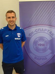 Треньорът на Спартак (Варна) негодува от пропилените шансове в Русе
