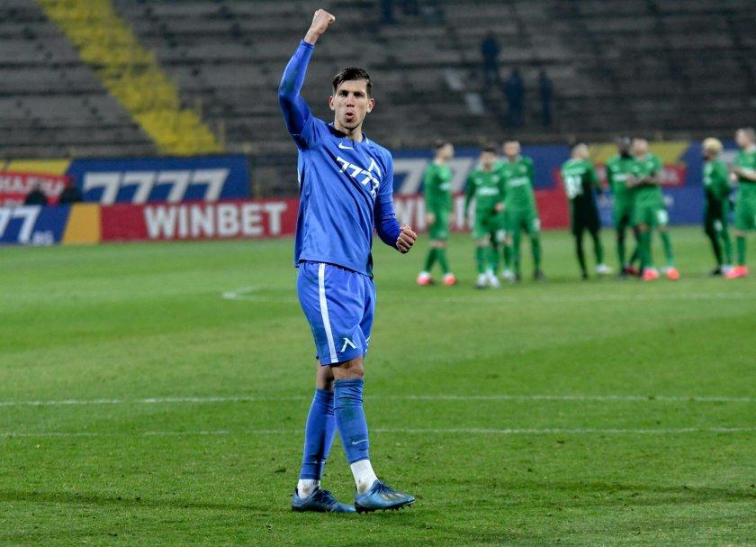 Спиерингс: Левски е голям клуб, няколко отбора имат интерес към мен 1