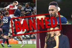 Забраняват секса и плюенето по терена при подновяването на футбола