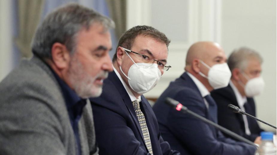 Българският спорт се обедини срещу спирането на състезанията 13