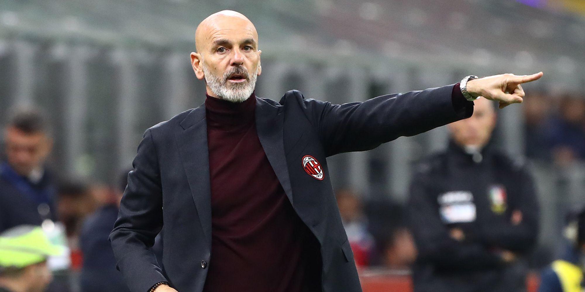 Проблеми за Стефано Пиоли и Милан преди мача с Каляри 1