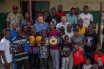 Разказът на Тервел след посещението на боксов клуб в Танзания 5