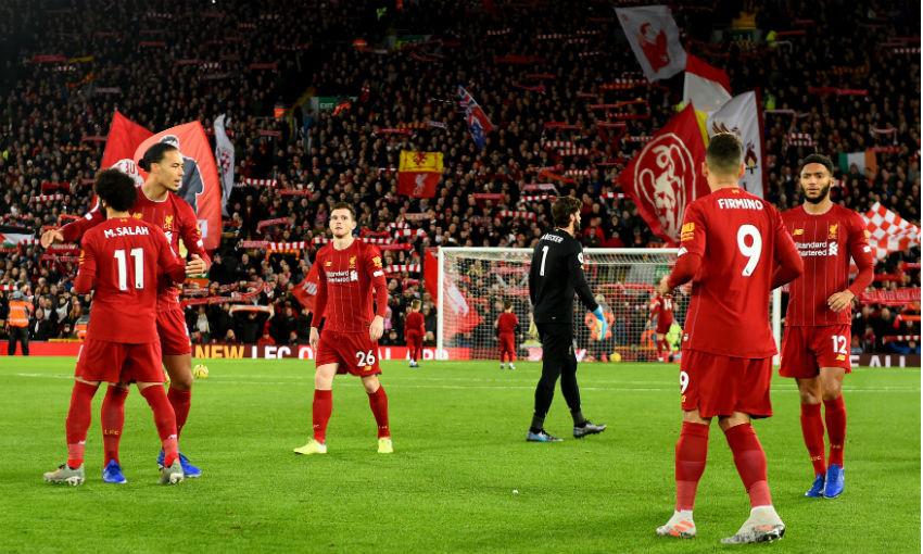 Манчестър Юнайтед помага на Ливърпул да спечели титлата този сезон