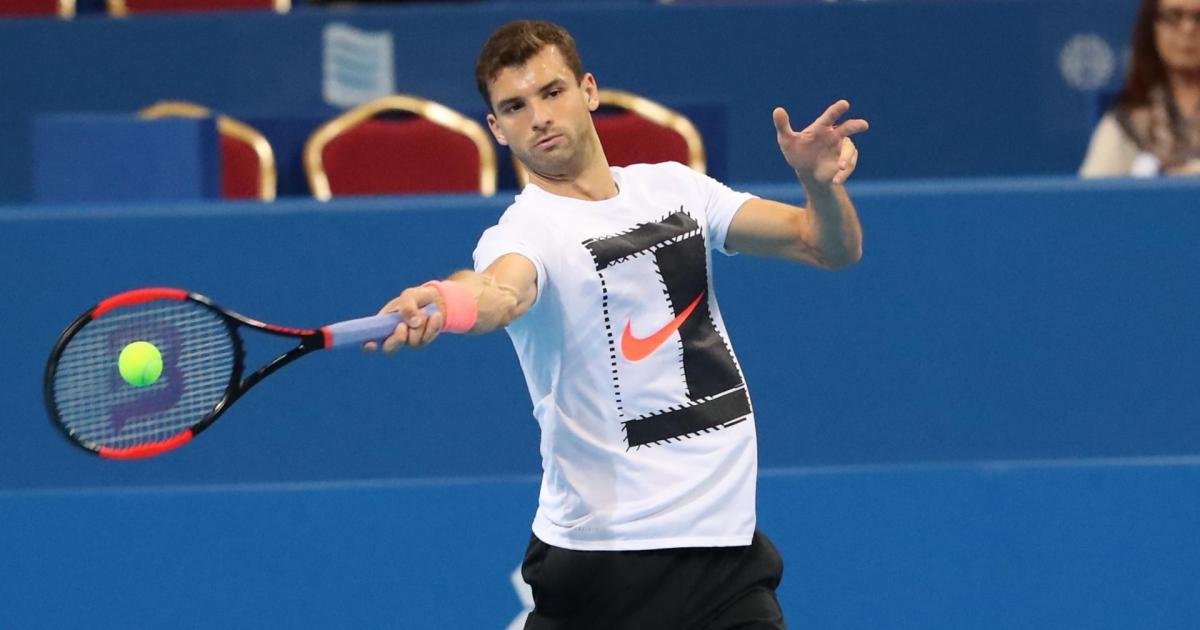 Григор Димитров с първа победа, след като пребори коронавируса 1