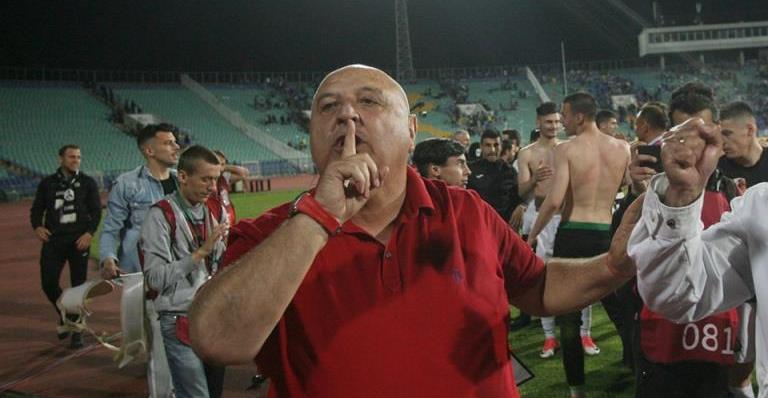 Конфликтът продължава: Стефанов предупреди Гонзо да внимава!