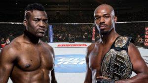 Мечтан мач между Нгану и Джоунс звучи възможно за Уайт