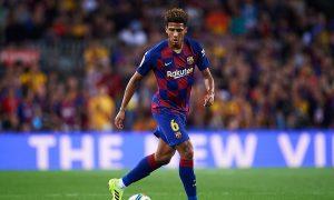 Защитник на Барселона е желан от клуб от Лига 1