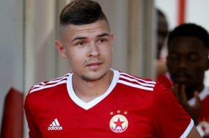 ЦСКА отново изпраща Тонислав Йорданов под наем