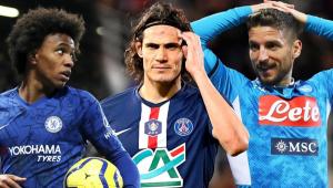 Топ футболисти, които ще са безплатни агенти през лятото