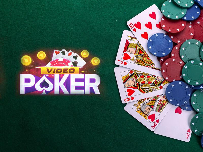 Най- добрите стратегии за видео покер 1