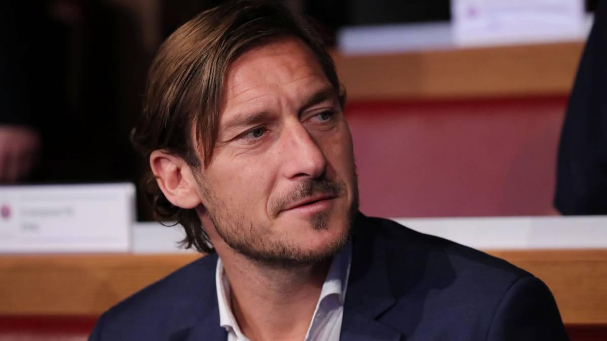 В Италия: Франческо Тоти се завръща в Рома 1