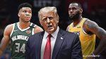 """Гневен Тръмп за НБА: """"Приличат на политическа организация!"""""""