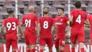 Царско село се класира на 1/8-финалите на Купата на България