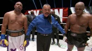 Taйсън се завърна - не обявиха победител в неравностойна битка 2