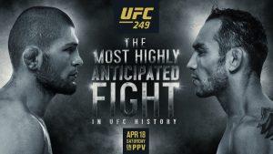 Ще приюти ли Флорида UFC 249?