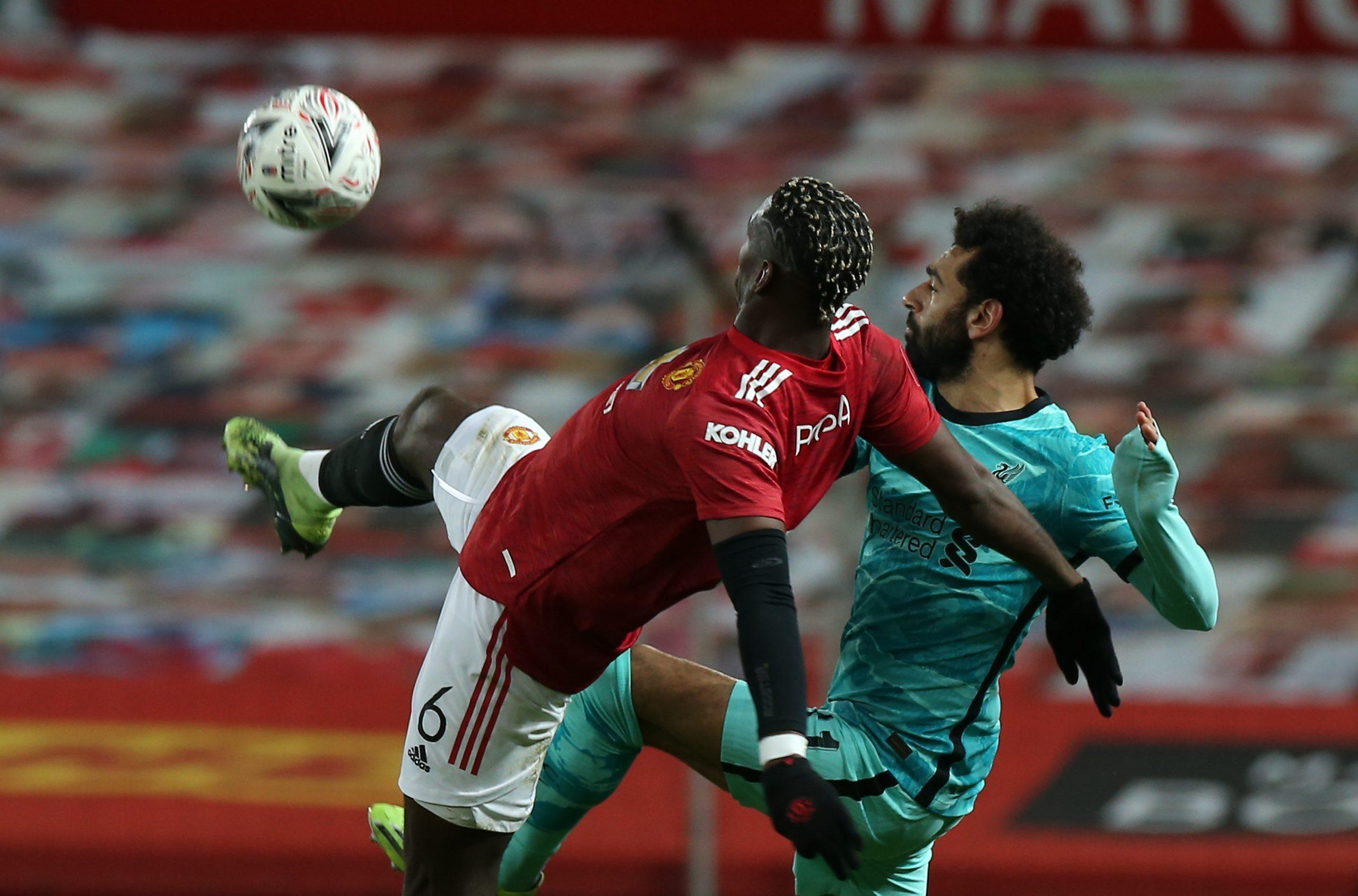 Ман Юнайтед напред във ФА Къп след изстрадан успех над Ливърпул 1