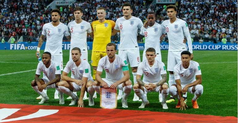 Английският състав за Евро 2020