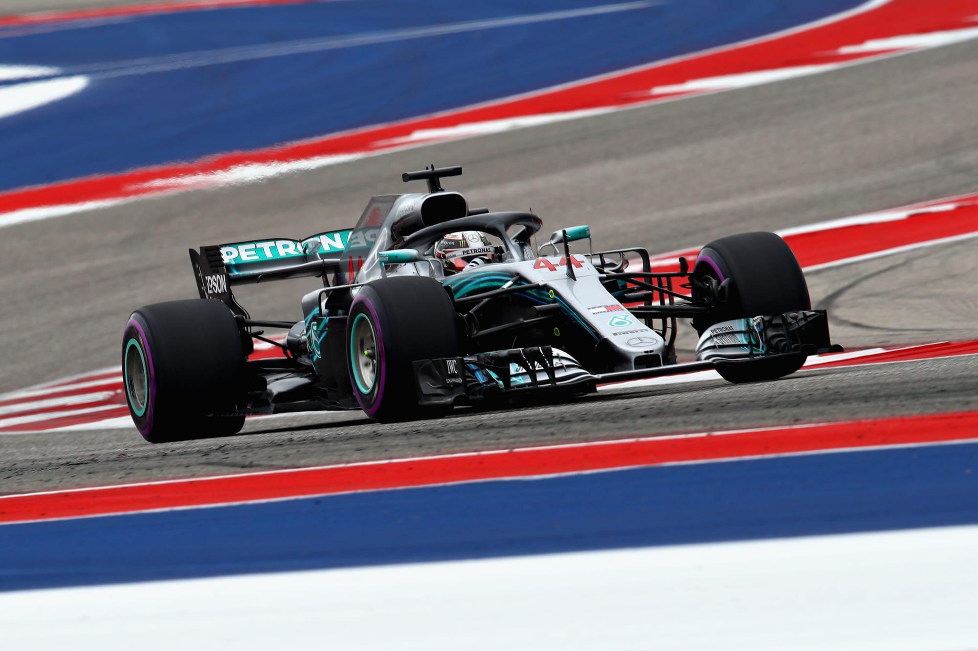 Формула 1 работи усилено за втори старт в САЩ 4