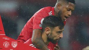 Ман Юнайтед най-после победи у дома – с дузпа и помощ от ВАР