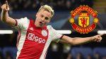 ОФИЦИАЛНО: Ван де Беек подписа с Ман Юнайтед