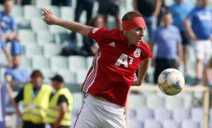 Голямо признание за Валетнин Антов след мача с Рома