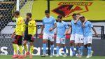 Ман Сити лекува раните от полуфинала във ФА Къп с разгром над Уотфорд