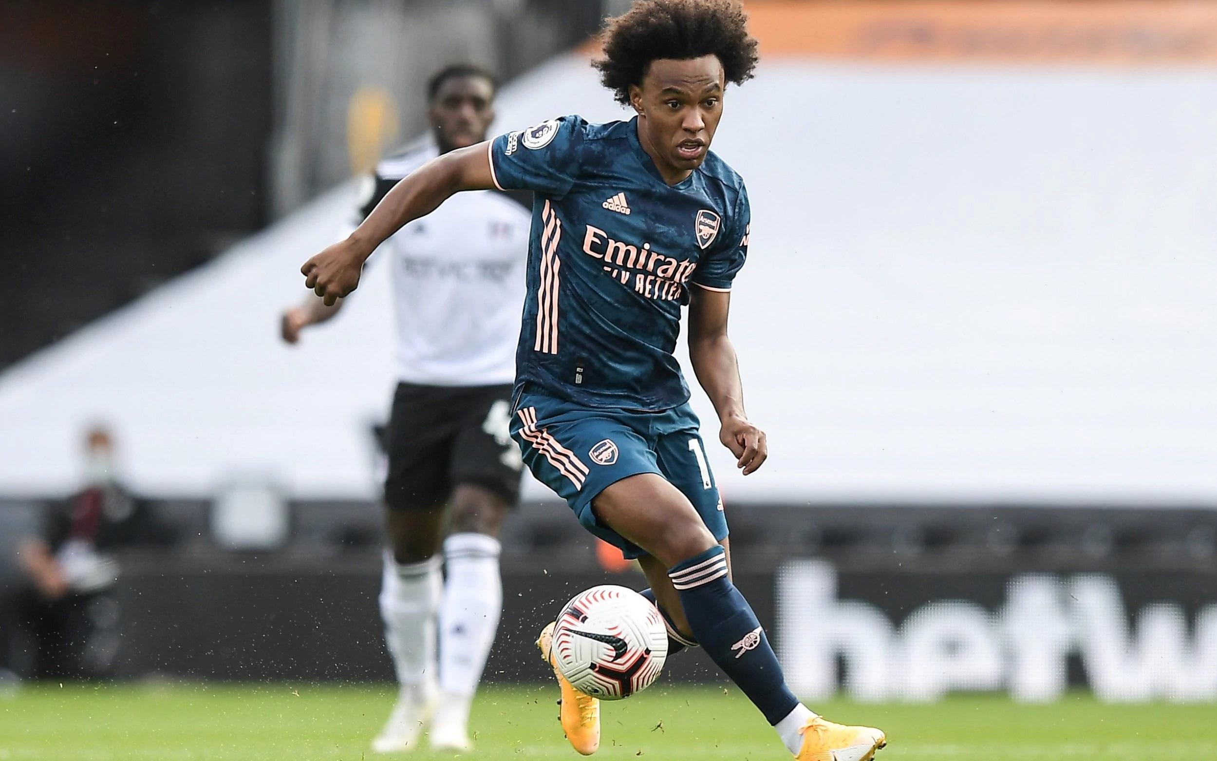Уилиан коментира евентуален трансфер в Барселона 1