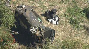 Тайгър Уудс пострада при автомобилна катастрофа