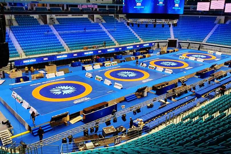 Турнирът във Варшава също носи точки за класиране на Олимпиадата 1