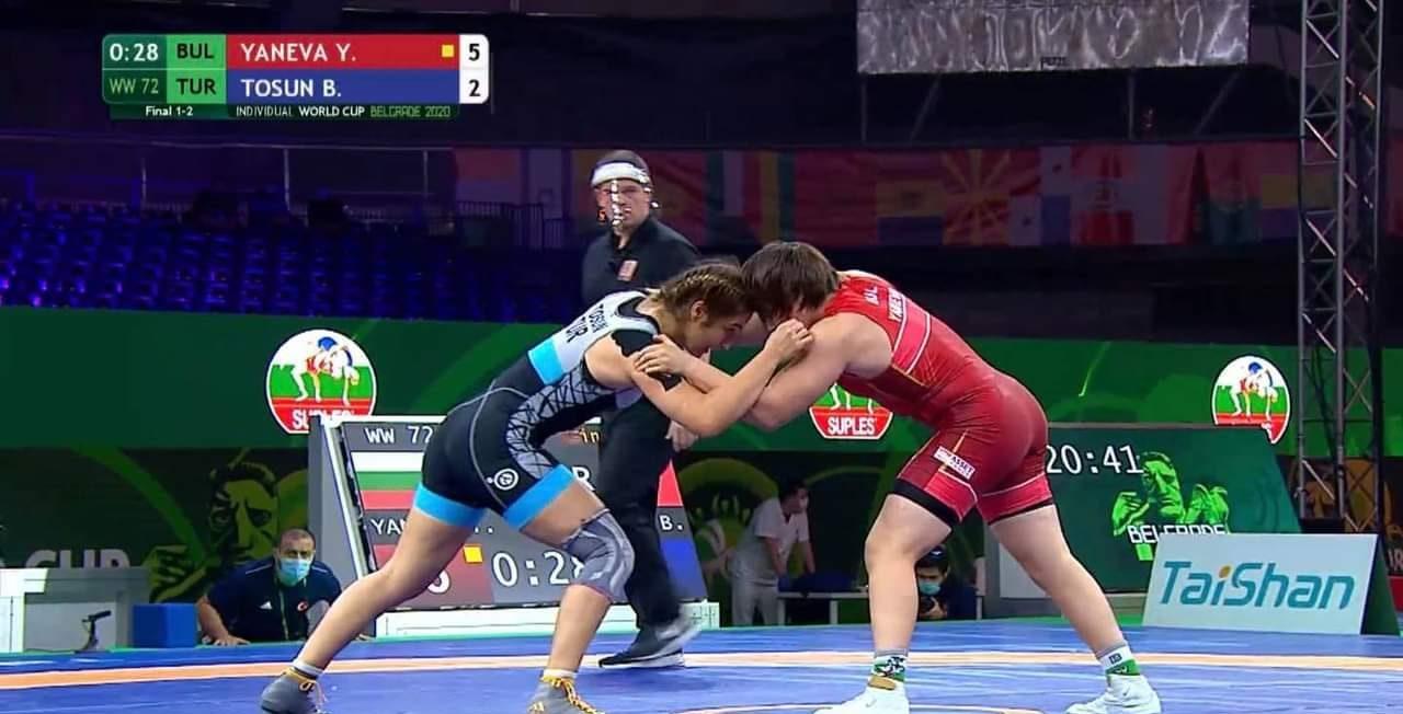 Янева готова за нови победи в Киев - срещу световния елит 13