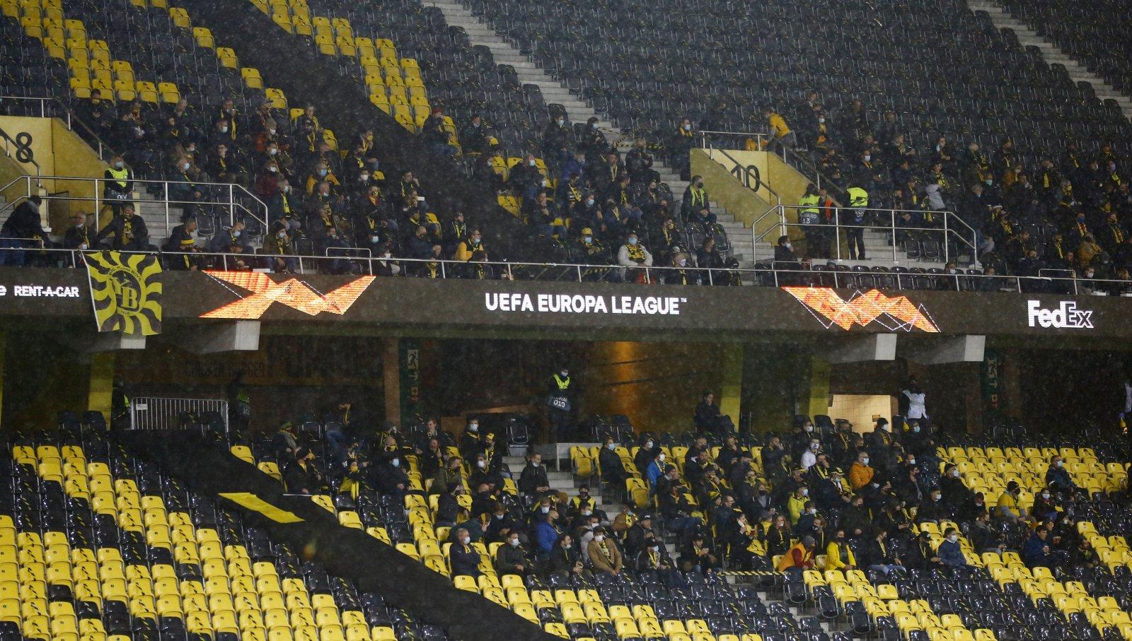 Без публика на Йънг Бойс - ЦСКА в Лига Европа 1