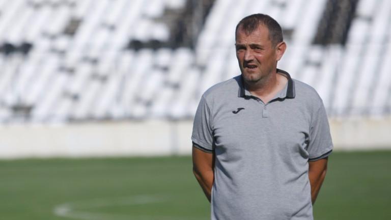 """Загорчич откровен:""""Нямам представа какъв е този отбор"""" 1"""