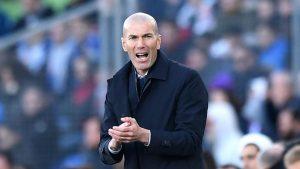 Зидан: Надявам се Йович да прави това и за Реал Мадрид
