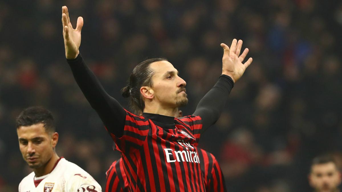 Ибра изрази желание да остане в Милан и след края на сезона 1