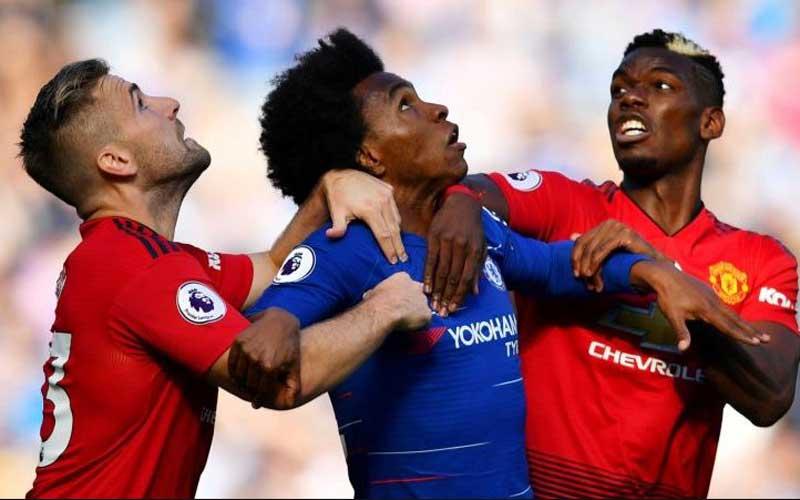 Bet365 дава предимство на Манчестър Юнайтед в дербито с Челси 1