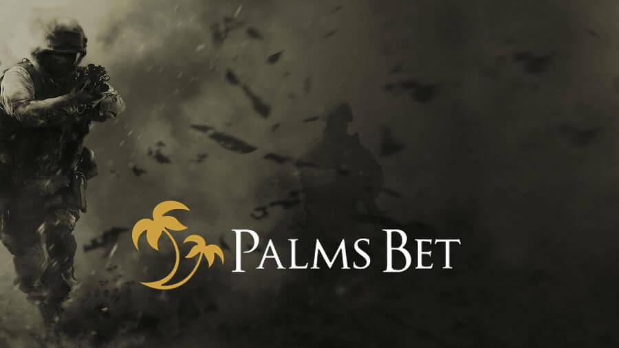 Palmsbet Ръководство по Регистрация