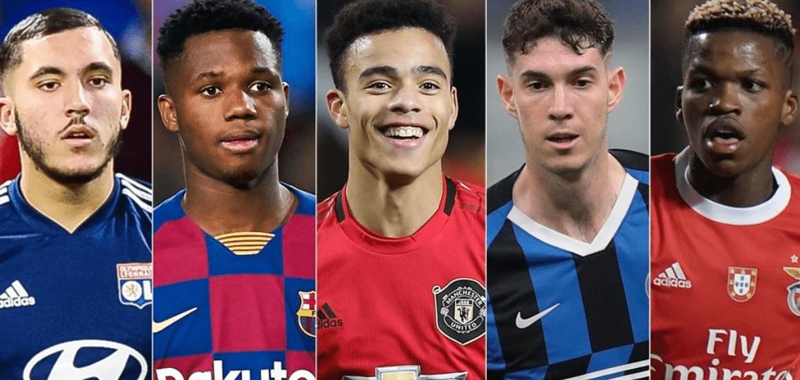 Млади таланти: Ето кои ще са новите звезди на европейския футбол